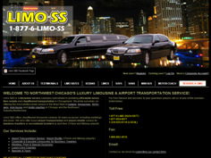 Limo S&S Northwest Chicago Limousine