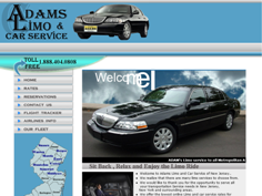 Adams Limo And Car Service Nj