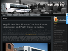 Angel Limo Bus Service