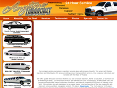 Anytime Limousines, LLC