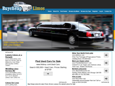 Buy Cheap Limos