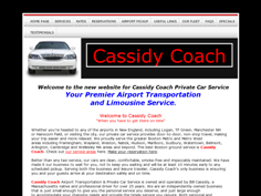 Cassidy Coach Private Car Service