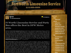Fort Worth Limousine