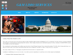G&M Limo Services