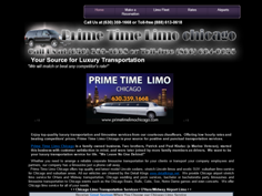 Prime Time Limo Chicago