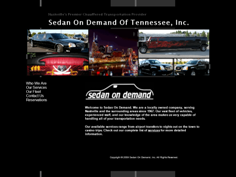 Sedan On Demand Inc