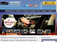 Vital Express Limo & Car service